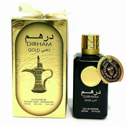 Parfum Unisex-Dirham Gold Arabesc,Apa de parfum, 100 ml