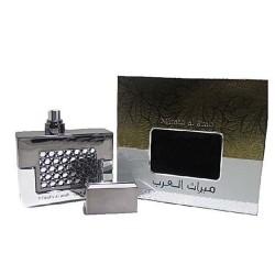 Parfum Barbatesc-Mirath al Arab Silver,Arabesc,100ml
